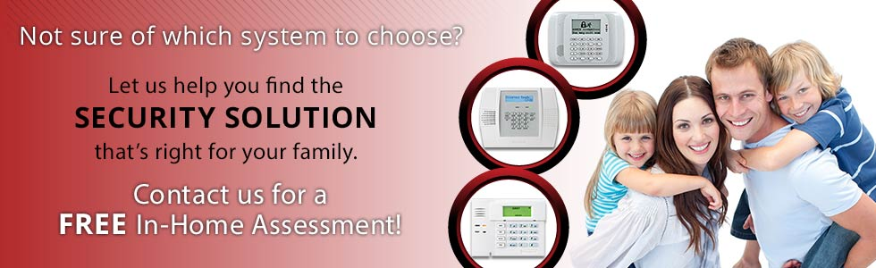 Contact Us for a FREE In-Home Assessment