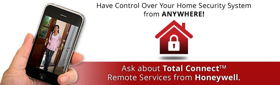 Ask About Honeywell's TotalConnect Remote Services