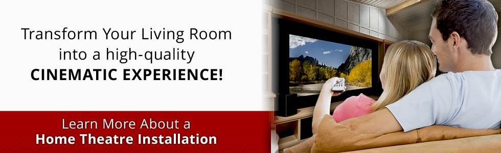 Contact Us About a Home Theatre Installation
